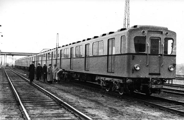 Д-шки їдуть до Києва. 1960 рік